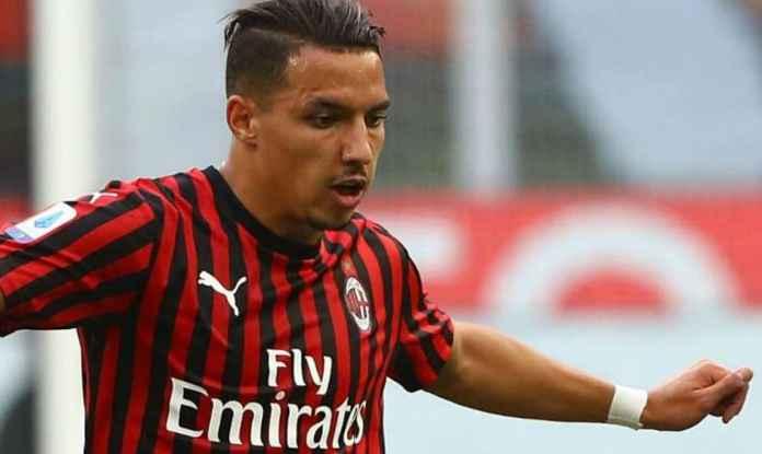 Manchester City incar transfer Ismael Bennacer dari AC Milan