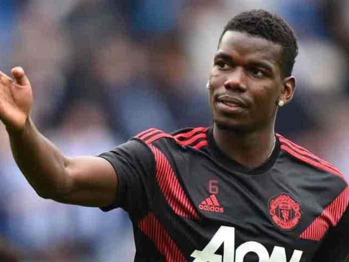 Manchester United Bisa Juara, Jika Mainkan Pogba