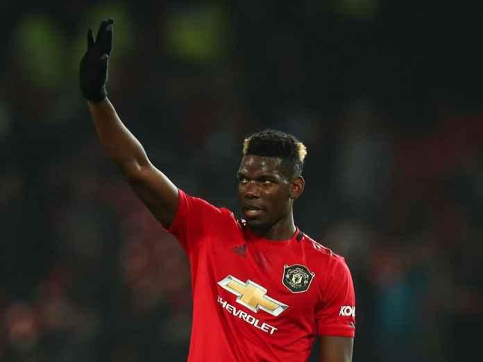 Manchester United Yakin Mino Raiola Inginkan Paul Pogba Hengkang