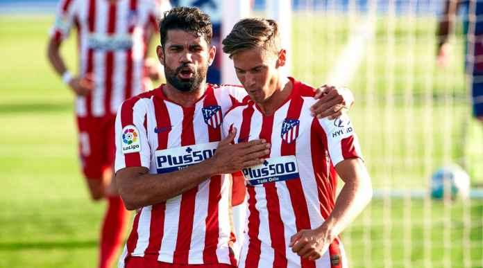 Levante vs Atletico Madrid 0-1, Rebut Posisi Ketiga Liga Spanyol