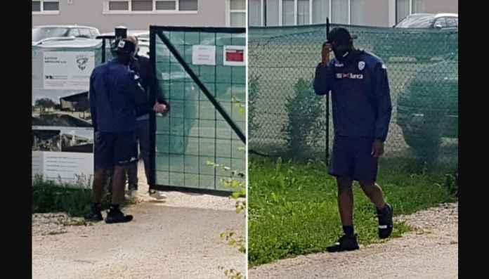 Mario Balotelli Ditolak Masuk Lapangan Latihan Brescia, Pindah Mana?