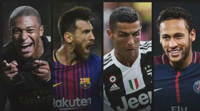 Raja Gol Saat Usia 19 Tahun: Messi No 7, Ronaldo No 10, Siapa No 1?