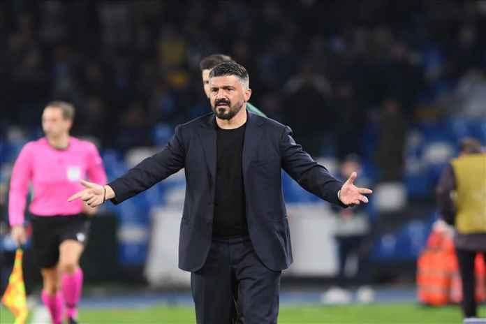 Napoli Akan Berjuang Tembus Empat Besar Serie A