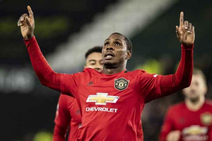 Odion Ighalo Layak Bertahan di Manchester United