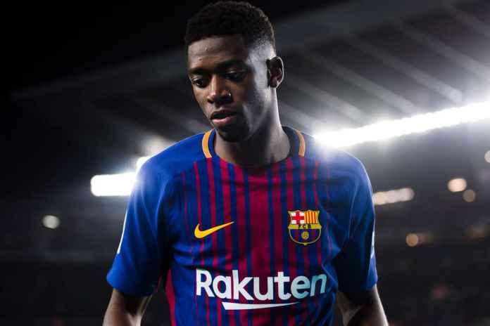 Ousmane Dembele Bersedia Gabung Juventus
