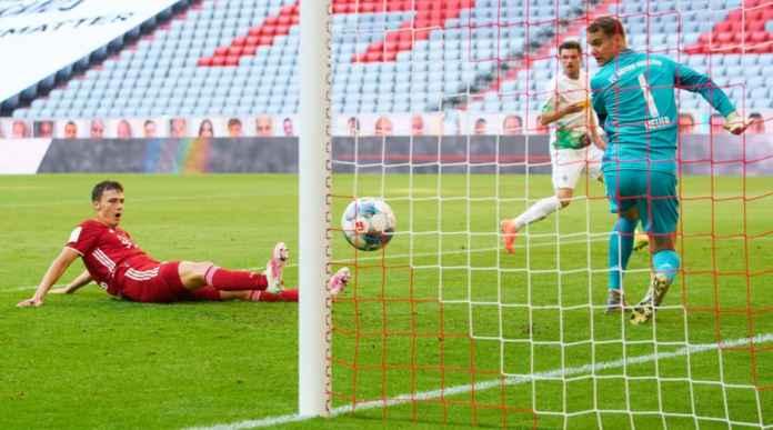 Leon Goretzka Selamatkan Bayern Munchen Dari Gol Bunuh Diri Pavard