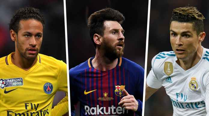 Para Pemain Sepak Bola Raja Media Sosial