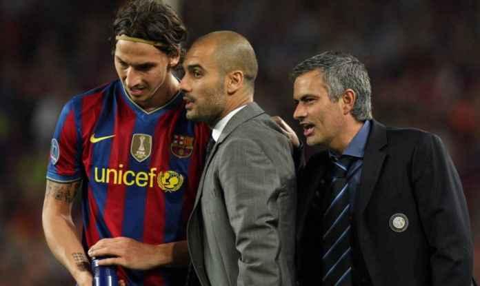 Pelatih Bola Jose Mourinho merupakan salah satu pelatih para legenda sepak bola dunia
