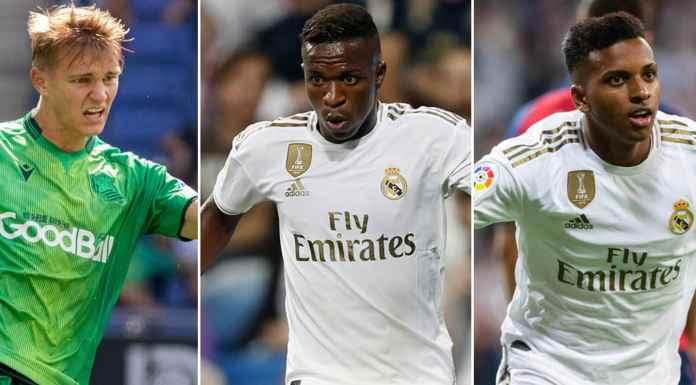 Pemain Muda Real Madrid