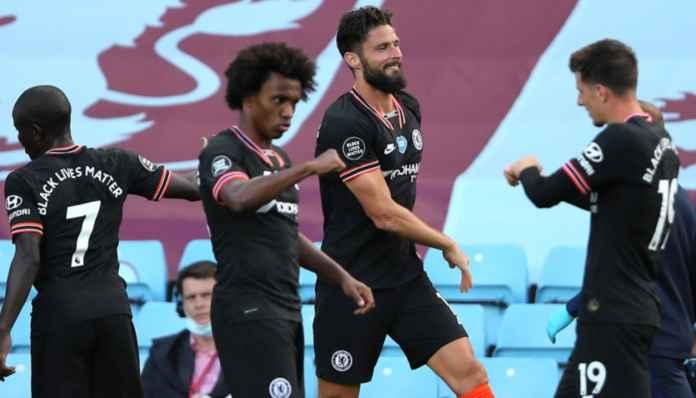 Rapor pemain Chelsea usai laga melawan Aston Villa