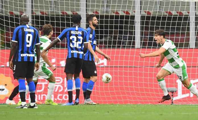 Rapor pemain Inter Milan usai laga imbang melawan Sassuolo
