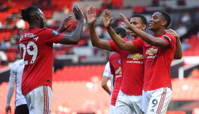 Rapor pemain Manchester United usai mengalahkan Sheffield United 3-0
