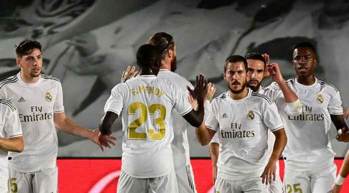 Rapor pemain Real Madrid usai menang 2-0 atas Mallorca