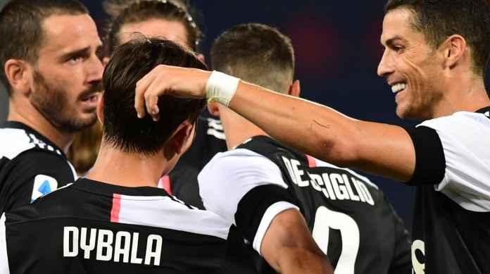Rating Pemain Juventus dalam laga kontra Bologna