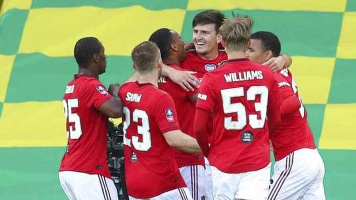 Rating pemain Manchester United usai mengalahkan Norwich City di Piala FA