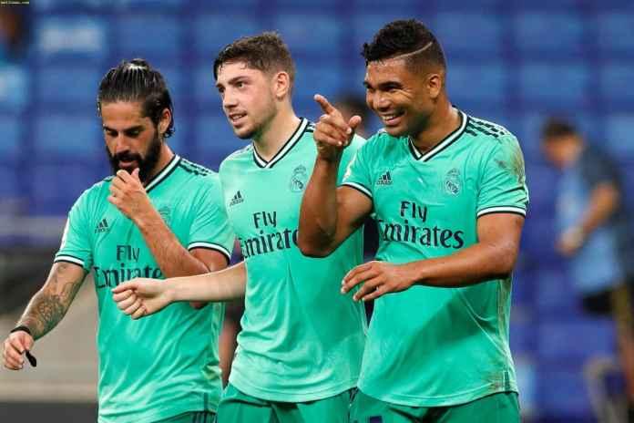 Real Madrid Puncaki Klasemen, Ini Kata Casemiro