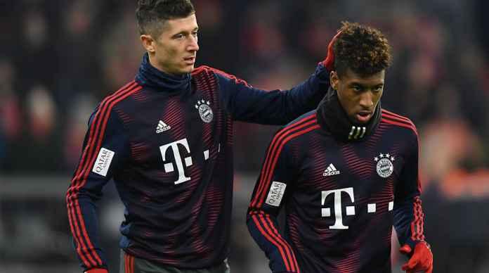 Kingsley Coman Percaya Diri, Dia Lupa Ada Faktor X di Bayern Munchen