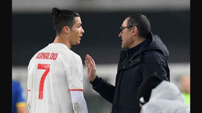 Maurizio Sarri Anggap Kritik Terhadap Juventus Berlebihan