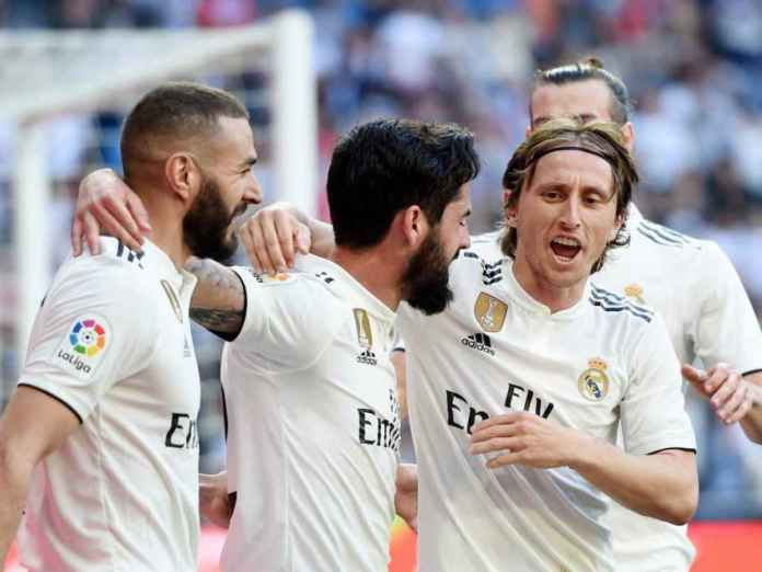 Sambut Liga Spanyol Lagi, Pemain Real Madrid Dalam Kebugaran Bagus