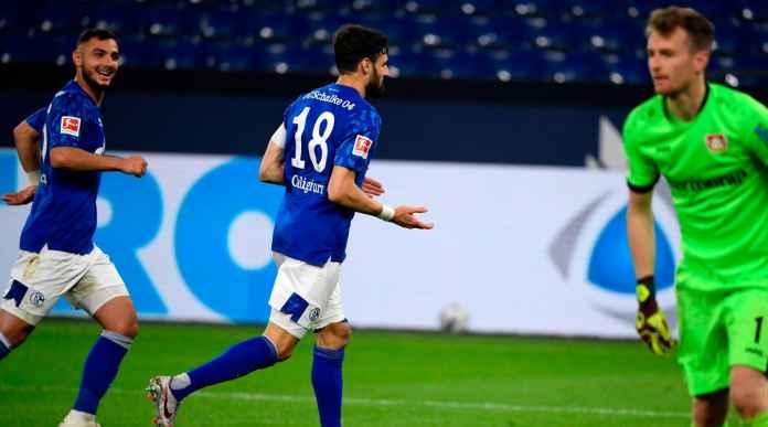 Hasil Schalke vs Bayer Leverkusen 1-1, Siap-siap Pemecatan Pelatih
