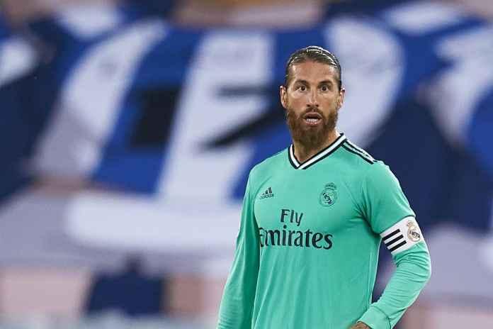 Sergio Ramos Diminta Pensiun di Real Madrid
