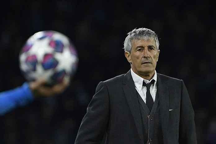 Setien Akui Hadapi Atletico Madrid Tidak Akan Mudah