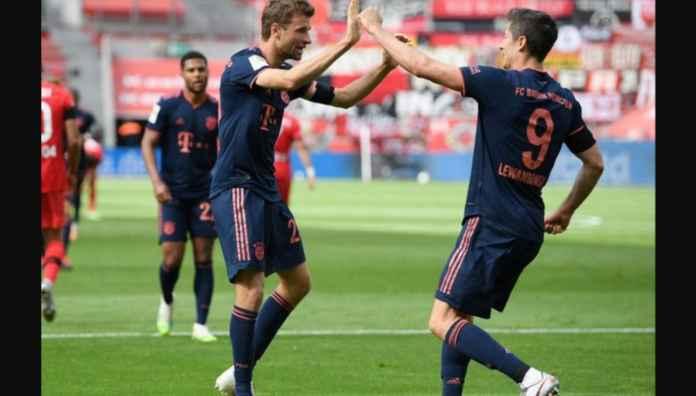 Striker Bayern Munchen Ini Dijuluki Chef, Berikan Apapun Keinginan Tim