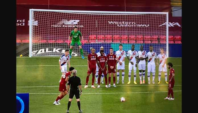 Liverpool vs Palace: Alexander-Arnold Kalahkan Salah dan Gol!