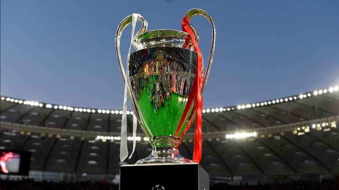 Di Lisbon Portugal Tahap Perempat Final sampai Final Liga Champions