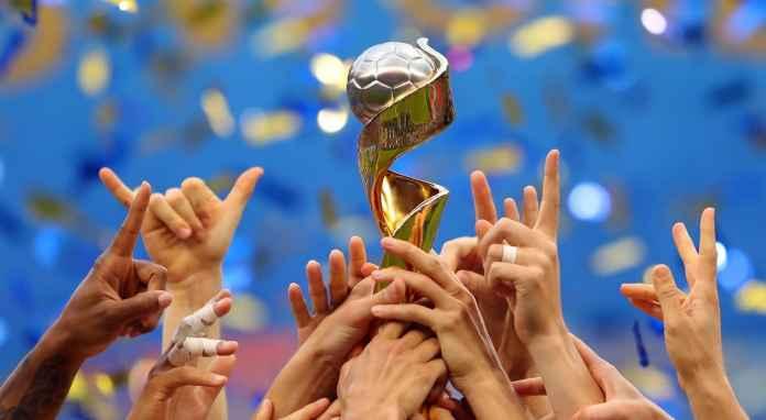 Trofi Piala Dunia Wanita