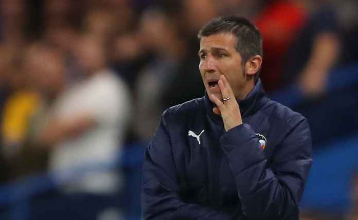 Valencia pecat pelatih Albert Celades
