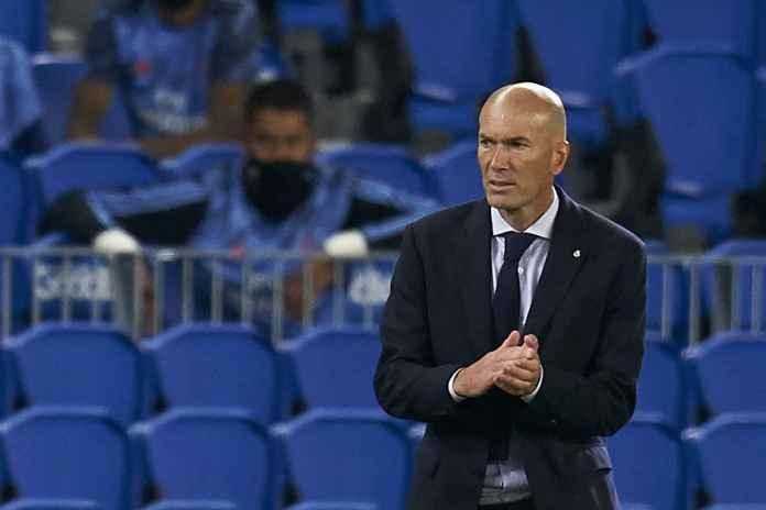 Zidane Ogah Cepat Puas Dengan Kemenangan Sociedad