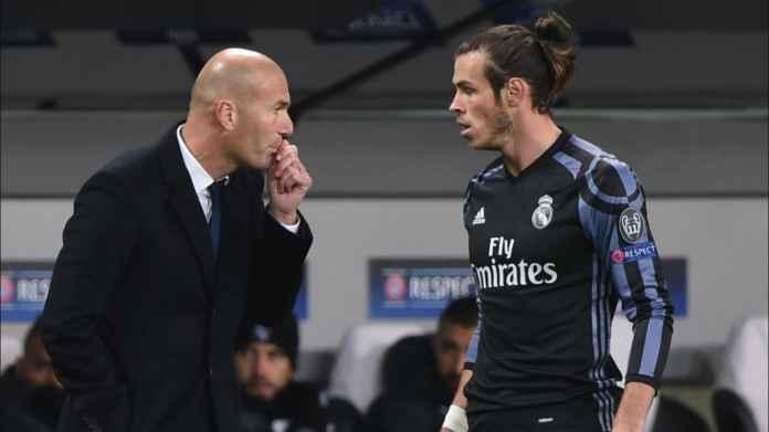 Zidane dan Gareth Bale Sudah Patah Arang, Tak Mungkin Didamaikan