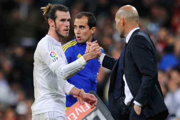 Zinedine Zidane Tegaskan Dengan Gareth Bale Baik!