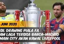 piala fa liga inggris liga spanyol liga italia