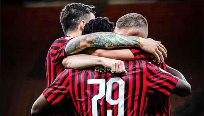 Dua Pemain Nilai 8 Dalam Kemenangan Milan vs Juventus Tadi Malam