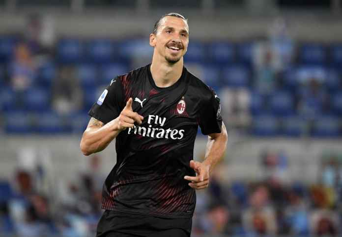 AC Milan Bakal Ditinggal Zlatan Ibrahimovic