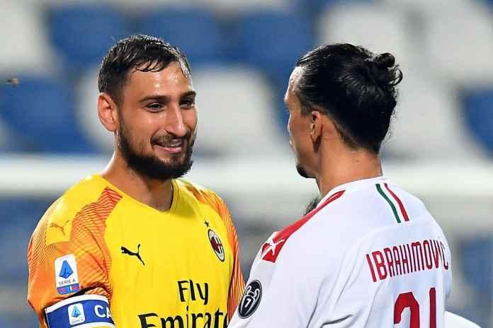 AC Milan Berharap Kontrak Duo Pemainnya Segera Beres