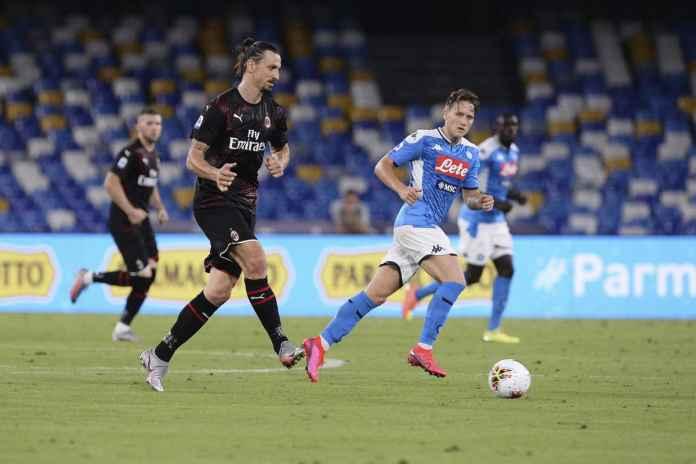 AC Milan Imbang Hadapi Napoli, Pioli Bilang Begini