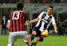Prediksi AC Milan vs Juventus, Liga Italia 8 Juli 2020