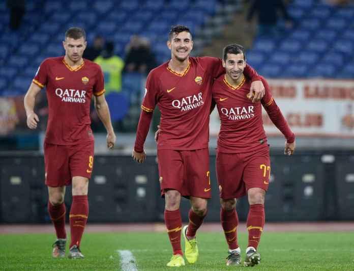 AS Roma Berhasil Lumat Brescia, Fonseca Puas