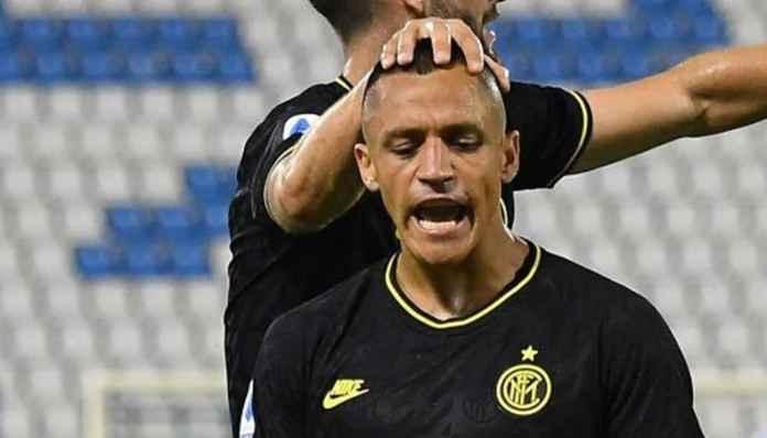 Alexis Sanchez Hampir Tampil Sempurna! Rapor Pemain Inter Milan vs SPAL!