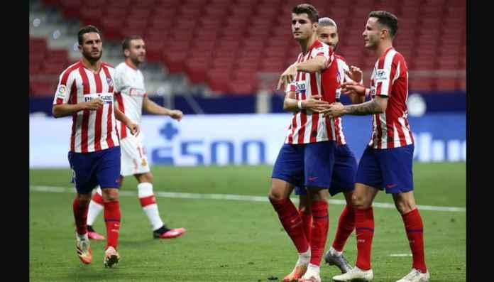 Atletico Menang 3-0, Bikin Kecut Lawan Rojiblancos di Liga Champions