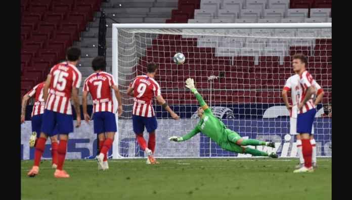 Hasil Atletico vs Mallorca 3-0, Morata Dua Gol Balas Pengusiran Terakhir