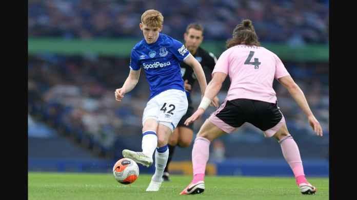 Hasil Everton vs Leicester City 2-1, Assist Hebat Pemain 19 Tahun