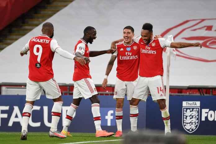 Arsenal Dijagokan Eks Barcelona Menangi Piala FA