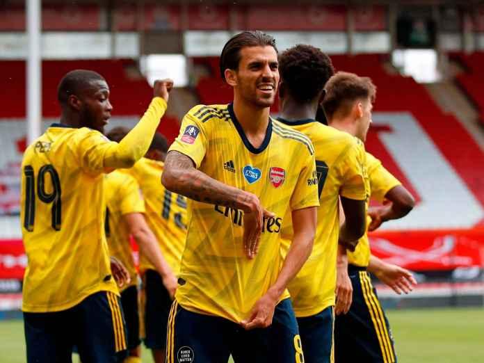 Arsenal Mau Permanenkan Dani Ceballos