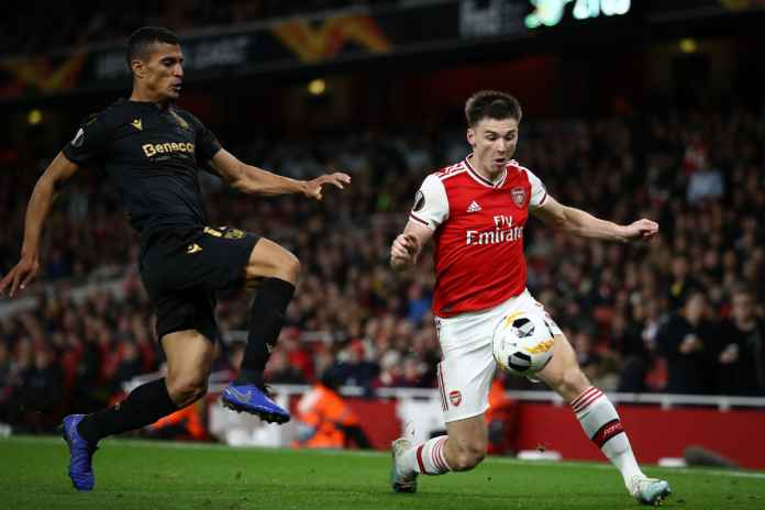 Arsenal Pastikan Pemain Muda Ini Tetap Bertahan