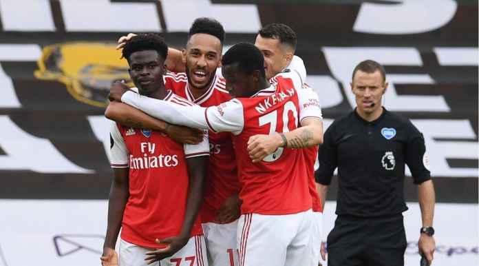 Dua Pemain Paling Layak Naik Gaji Usai Menangkan Arsenal Tadi Malam