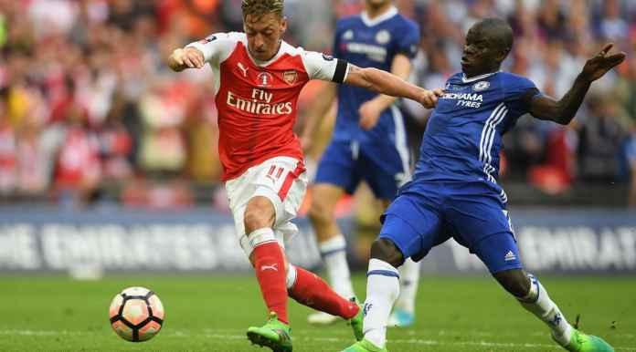 Arsenal vs Chelsea, The Gunners Menanti Keajaiban Piala FA Dua Kali